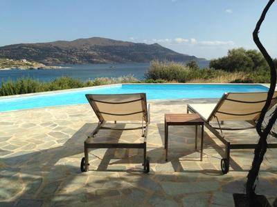 Holiday house Traumhaftes Ferienhaus direkt am Meer (1059875), Marmari, , Euboea, Greece, picture 3