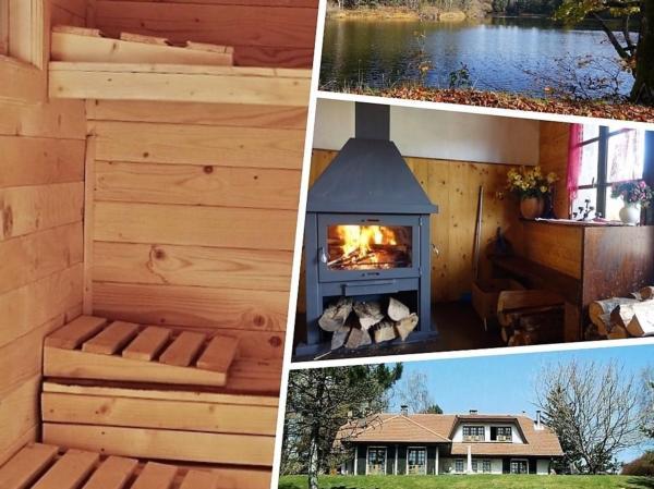 Ferienhaus Maison  Stöckle 85 qm im Naturpark der Vogesen,  mit Saunahaus (1077120), La Rosière, Haute-Saône, Franche-Comté, Frankreich, Bild 3