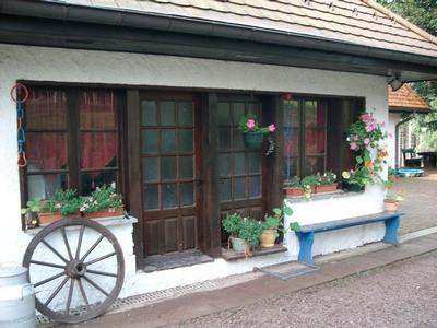 Ferienhaus Ferienhaushälfte 85 qm im Naturpark der Vogesen,  mit Saunahaus (1077120), La Rosière, Haute-Saône, Franche-Comté, Frankreich, Bild 2