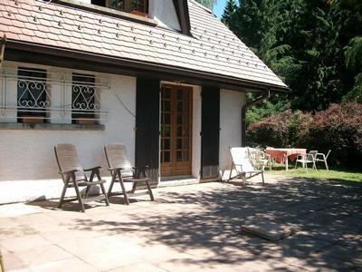 Ferienhaus Ferienhaushälfte 85 qm im Naturpark der Vogesen,  mit Saunahaus (1077120), La Rosière, Haute-Saône, Franche-Comté, Frankreich, Bild 14