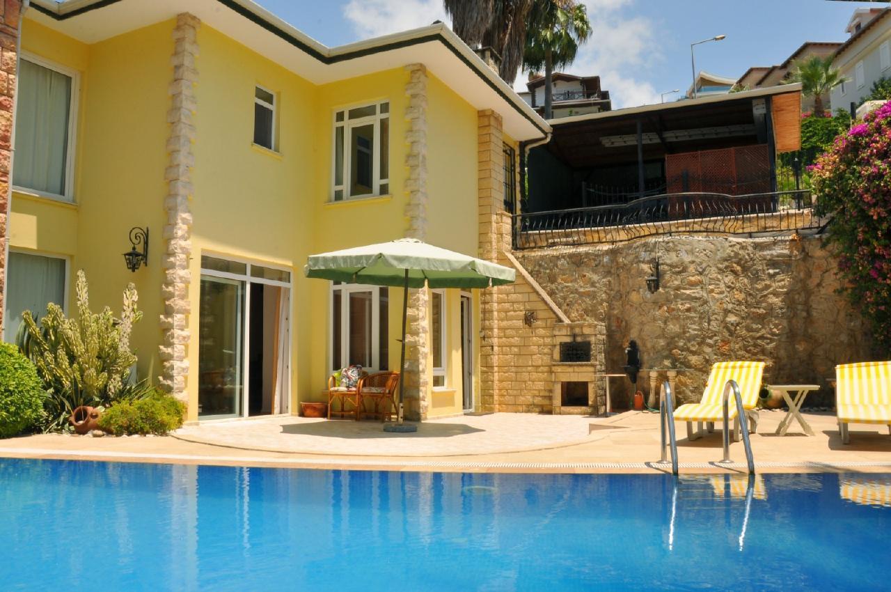 Holiday house Villa Konakli zum 800 Meter (1077126), Alanya, , Mediterranean Region, Turkey, picture 1