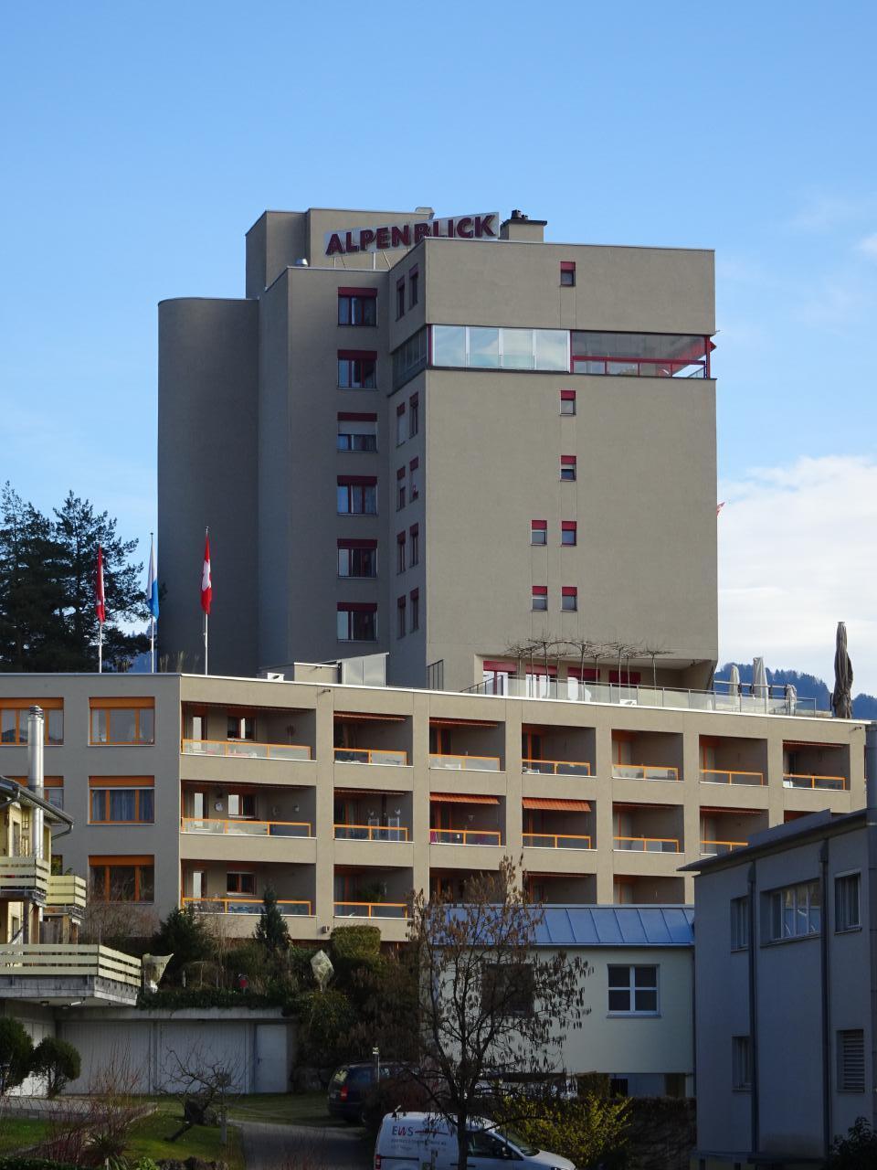 Holiday apartment Wohnung mit herrlichem Blick auf den Pilatus (1087413), Weggis, Weggis - Vitznau - Rigi, Central Switzerland, Switzerland, picture 1