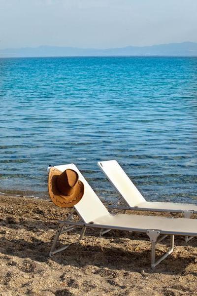Appartement de vacances SUN RESIDENCE EXCLUSIVE SEASIDE APARTMENTS Individuell und einzigartig! Traumbadeferien am (1090538), Polichrono, Chalcidique, Macédoine, Grèce, image 30