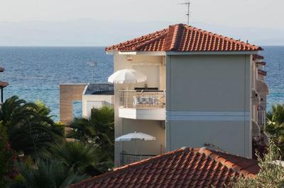 Appartement de vacances SUN RESIDENCE EXCLUSIVE SEASIDE APARTMENTS Individuell und einzigartig! Traumbadeferien am (1090538), Polichrono, Chalcidique, Macédoine, Grèce, image 5