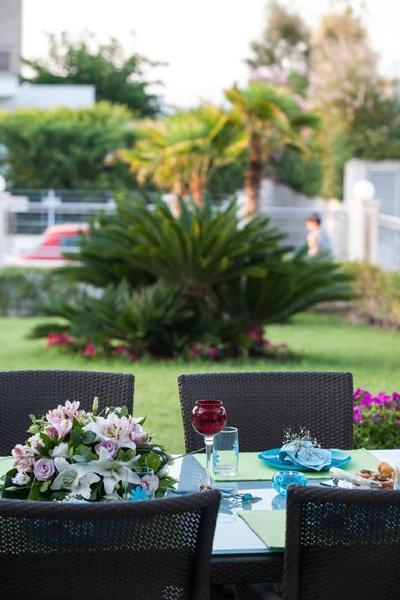 Appartement de vacances SUN RESIDENCE EXCLUSIVE SEASIDE APARTMENTS Individuell und einzigartig! Traumbadeferien am (1090538), Polichrono, Chalcidique, Macédoine, Grèce, image 26