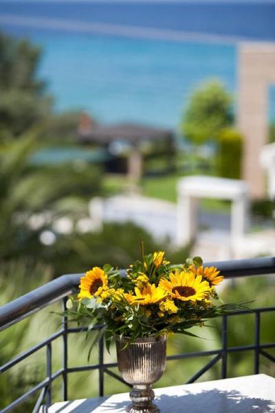 Appartement de vacances SUN RESIDENCE EXCLUSIVE SEASIDE APARTMENTS Individuell und einzigartig! Traumbadeferien am (1090538), Polichrono, Chalcidique, Macédoine, Grèce, image 37
