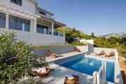 Exklusive Villa in Dalmatien mit Meerblick, beheiz Villa
