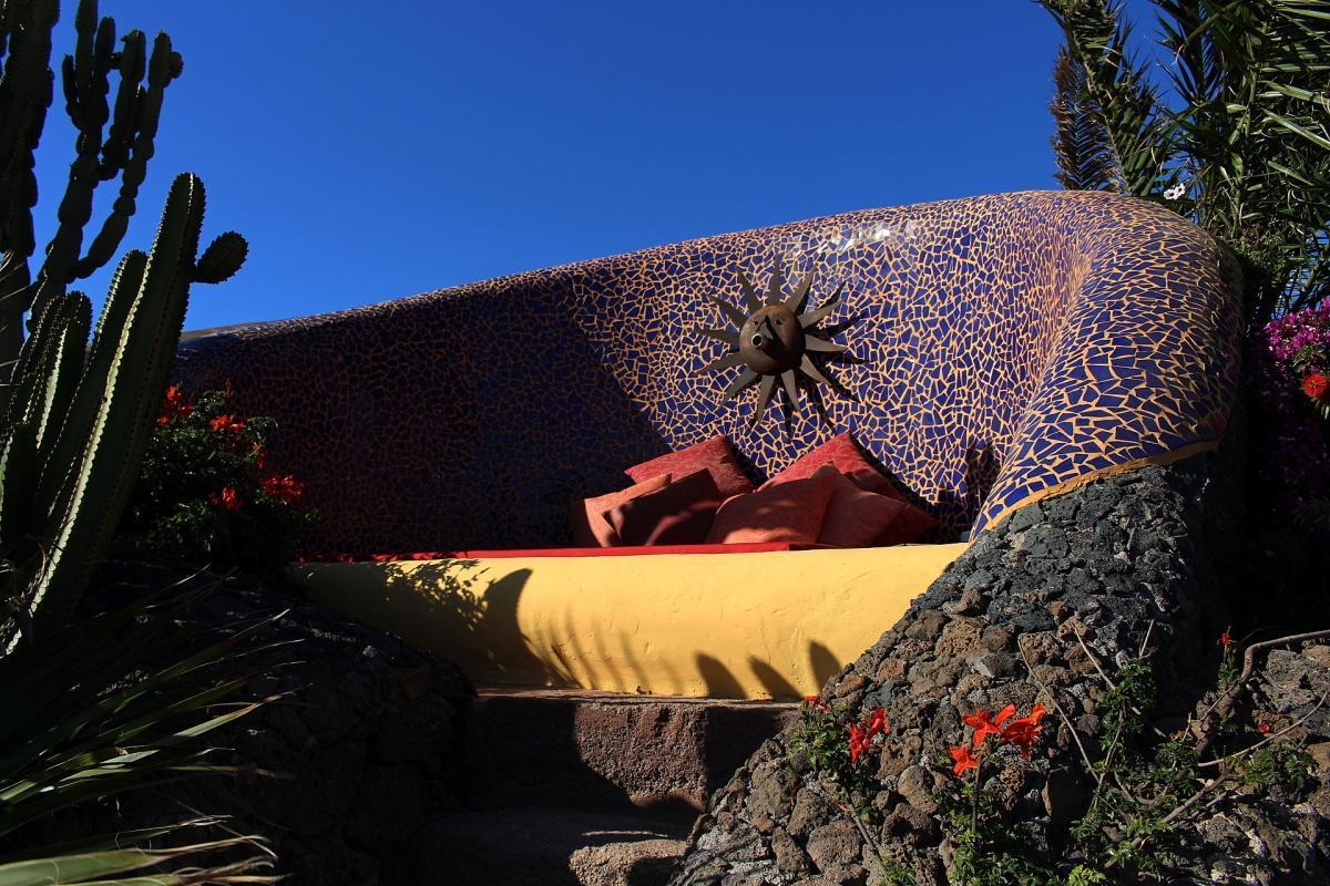 Holiday house Casa Feliz (1116966), La Asomada, Lanzarote, Canary Islands, Spain, picture 3