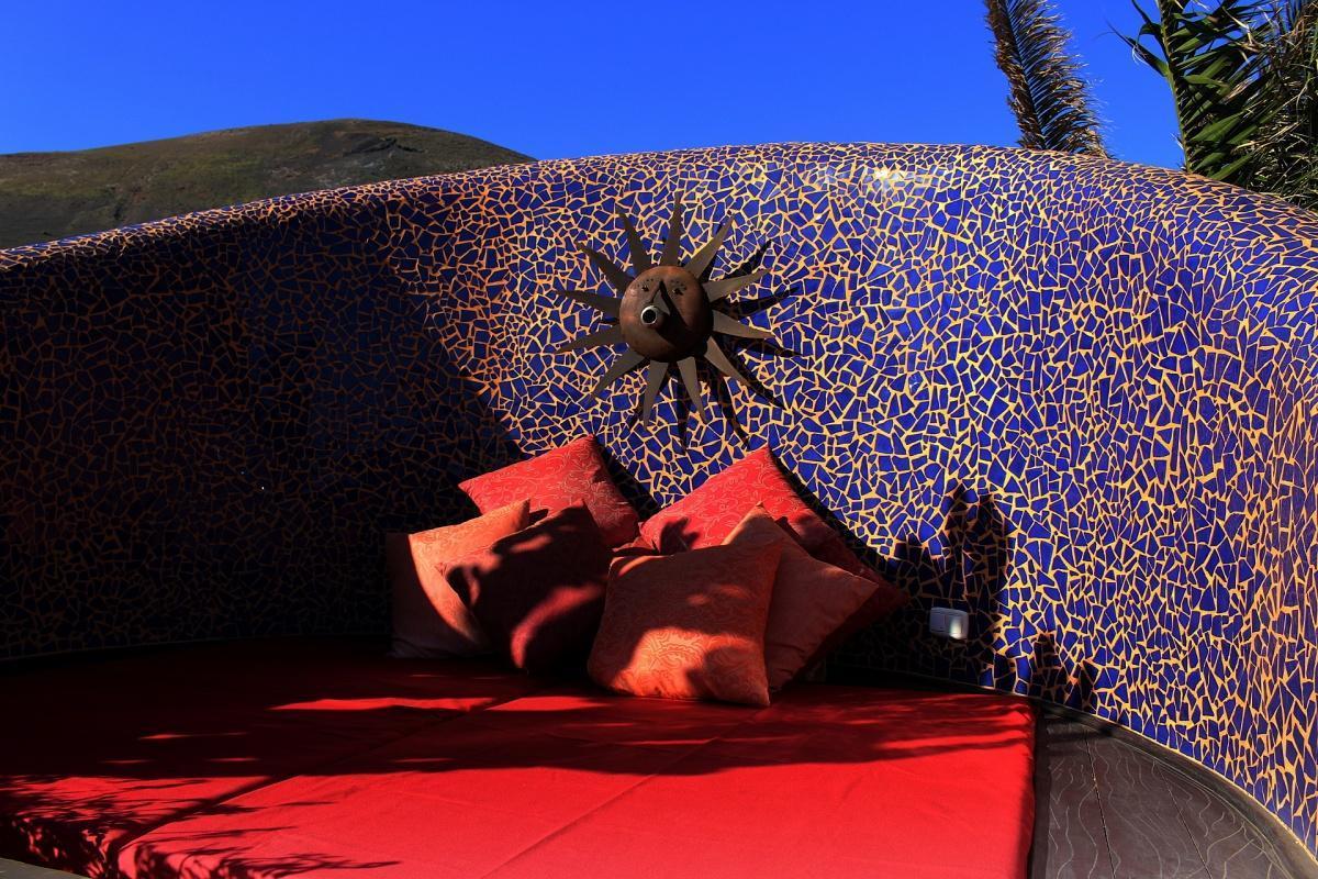 Holiday house Casa Feliz (1116966), La Asomada, Lanzarote, Canary Islands, Spain, picture 4