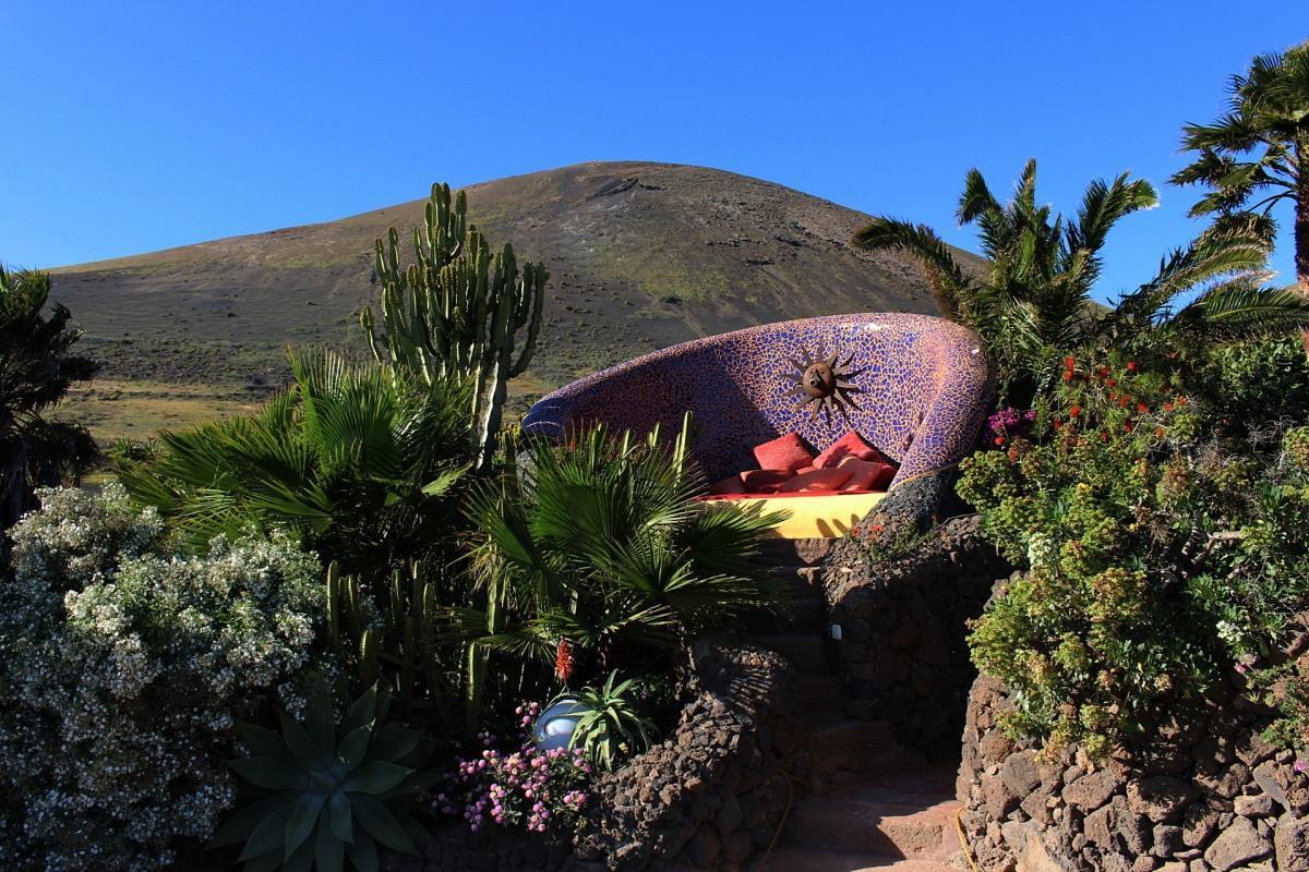 Holiday house Casa Feliz (1116966), La Asomada, Lanzarote, Canary Islands, Spain, picture 6