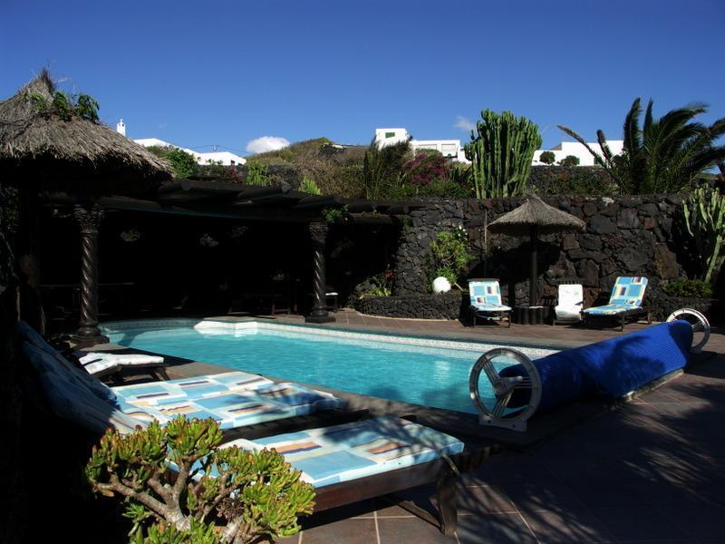 Holiday house Casa Feliz (1116966), La Asomada, Lanzarote, Canary Islands, Spain, picture 44