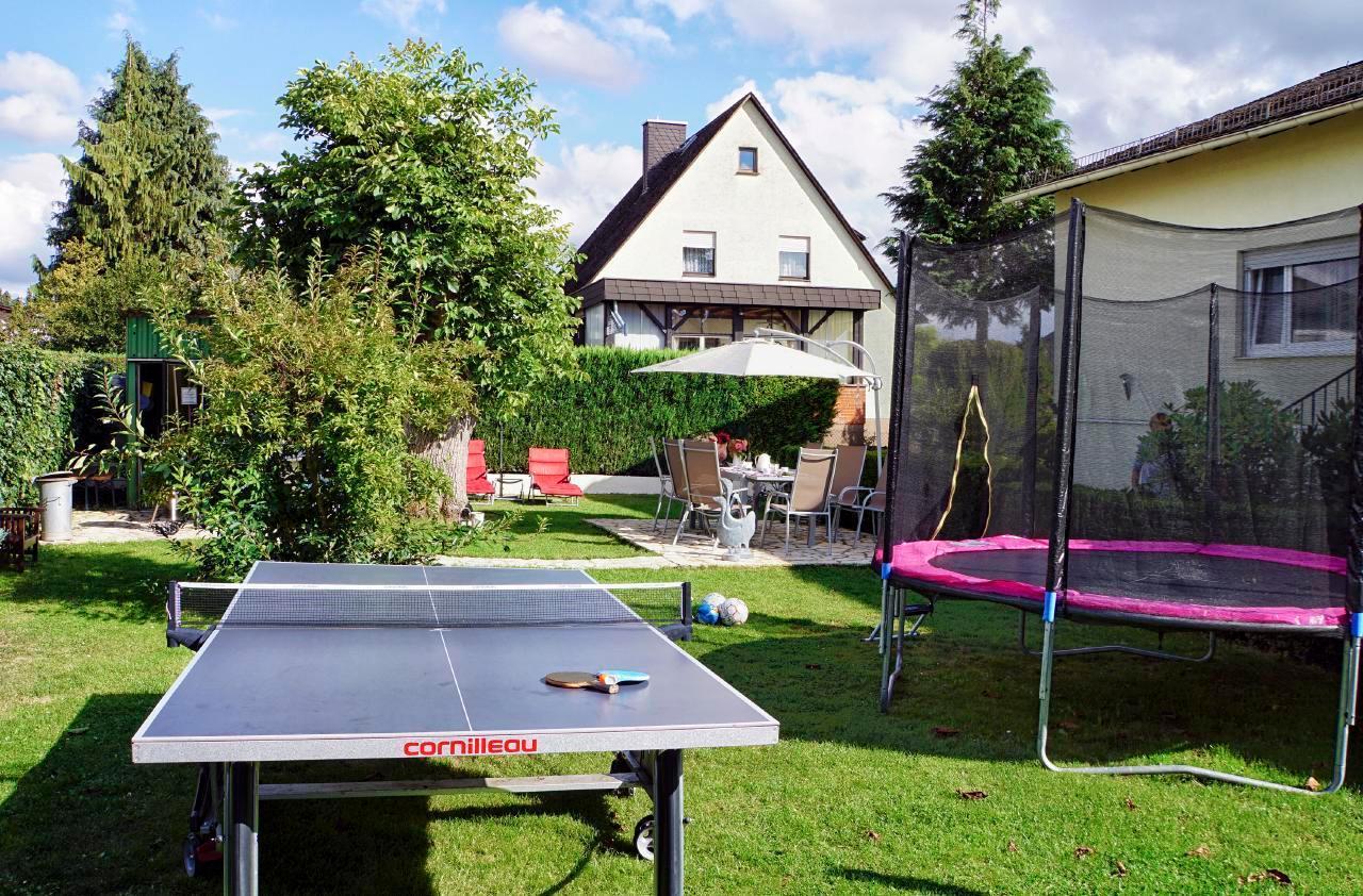 Ferienhaus 4 Sterne Ferienwohnung (130 m²) mit 4 Schlafzimmern Nähe Limburg-Rheingau-Taunus-Westerwal (1119510), Hünfelden, Taunus, Hessen, Deutschland, Bild 27
