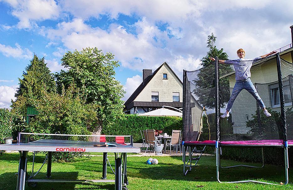 Ferienhaus 4 Sterne Ferienwohnung (130 m²) mit 4 Schlafzimmern Nähe Limburg-Rheingau-Taunus-Westerwal (1119510), Hünfelden, Taunus, Hessen, Deutschland, Bild 30