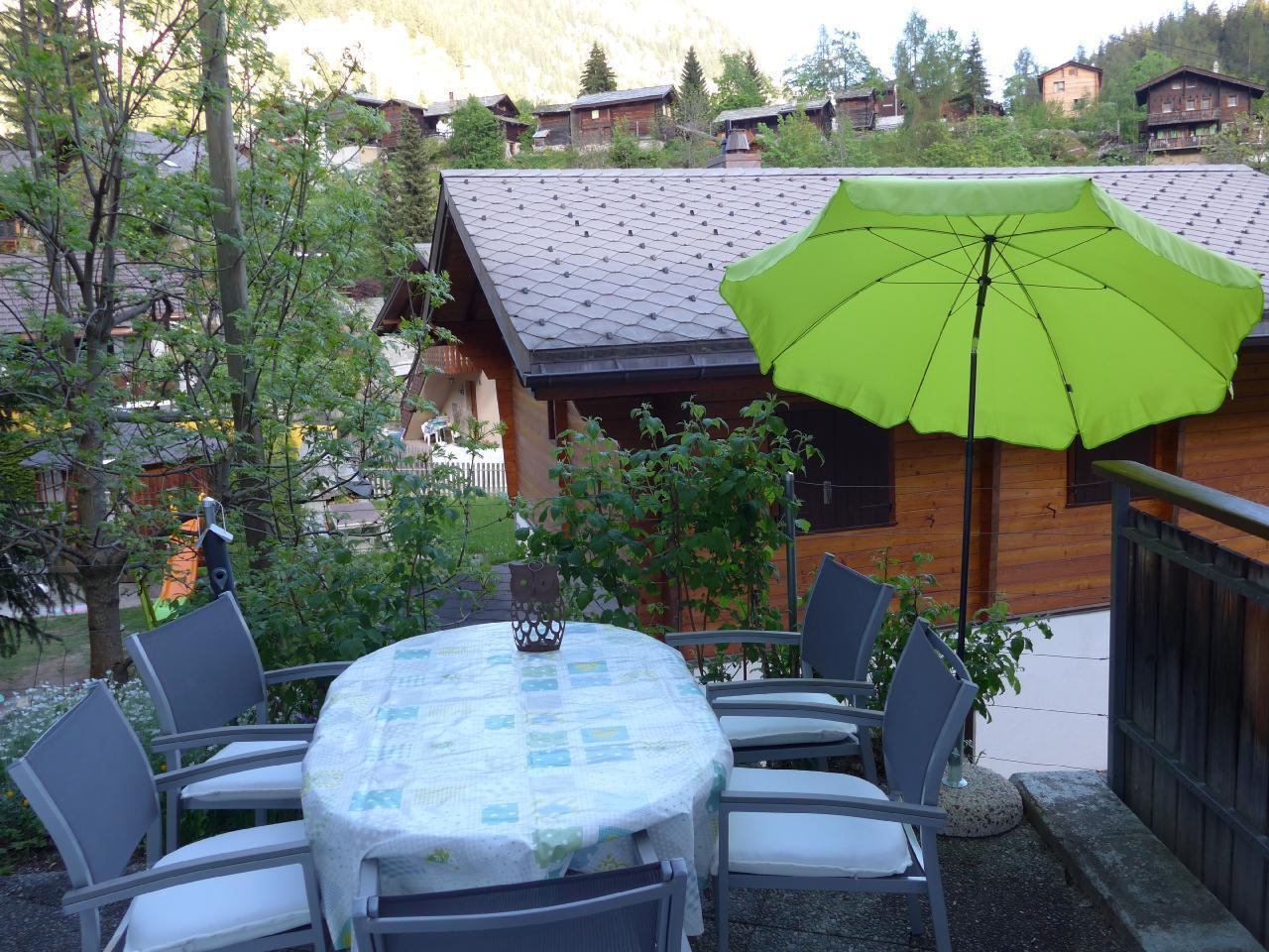 Ferienwohnung Haus zum Chrachu / Wohnung 1. Stock Ost (1148063), Blatten b. Naters, Brig - Simplon, Wallis, Schweiz, Bild 12