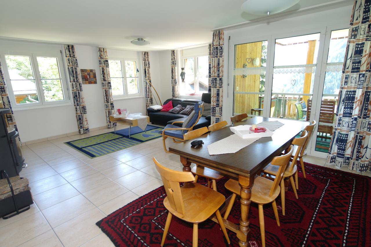 Ferienwohnung Haus zum Chrachu / Wohnung 1. Stock Ost (1148063), Blatten b. Naters, Brig - Simplon, Wallis, Schweiz, Bild 21