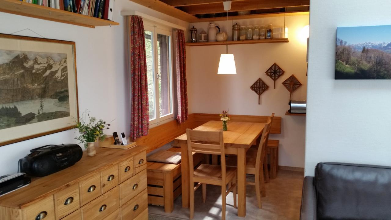 Holiday house Chalet Hüsli (1148735), Giswil, Obwalden, Central Switzerland, Switzerland, picture 11