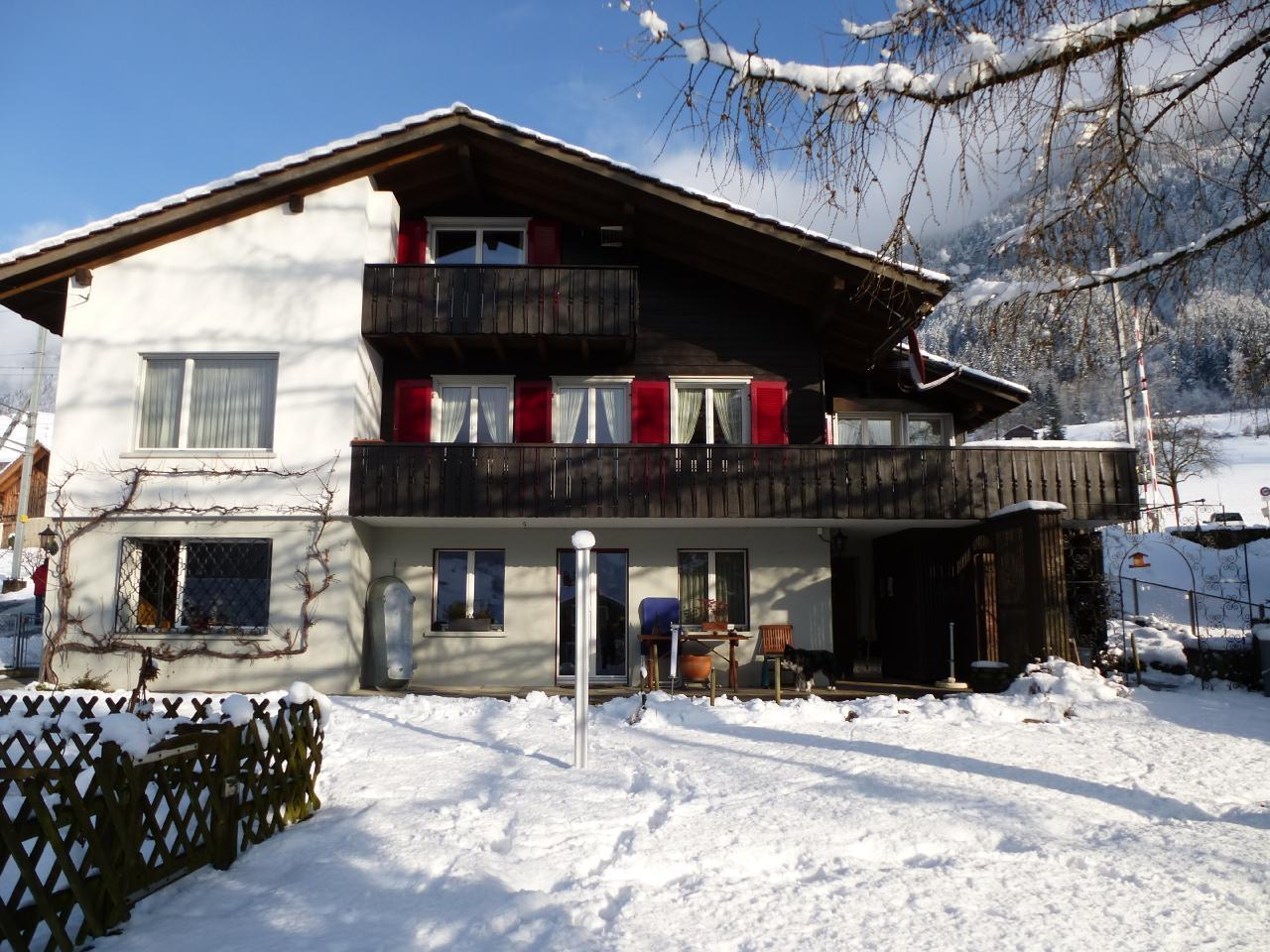 Holiday apartment Paradiesli Steiger Lungern (1148751), Lungern, Obwalden, Central Switzerland, Switzerland, picture 14