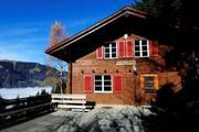 Guschti-Hütte Ferienhaus
