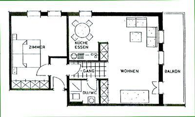 Holiday apartment Wohnung Bemer-Rempfler (1148759), Lungern, Obwalden, Central Switzerland, Switzerland, picture 16