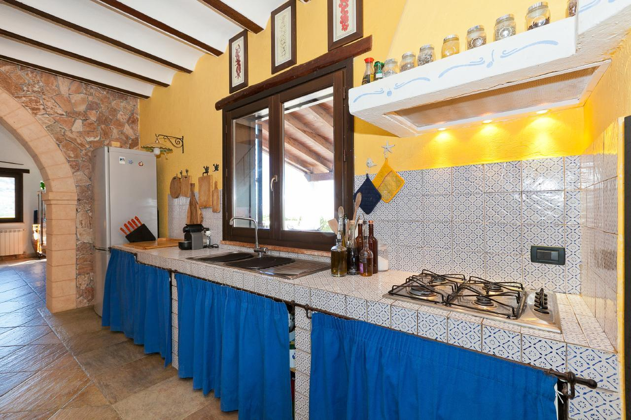 Holiday house Villa Aversa mit Privatpool in Castellammare del Golfo (1150024), Castellammare del Golfo, Trapani, Sicily, Italy, picture 11
