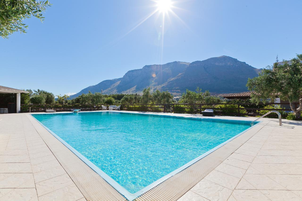 Holiday house Villa Aversa mit Privatpool in Castellammare del Golfo (1150024), Castellammare del Golfo, Trapani, Sicily, Italy, picture 2