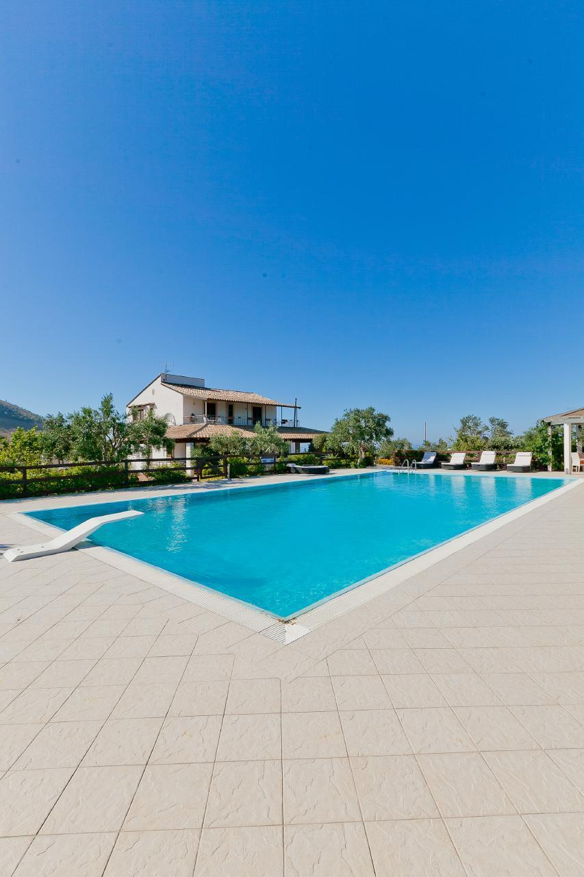 Holiday house Villa Aversa mit Privatpool in Castellammare del Golfo (1150024), Castellammare del Golfo, Trapani, Sicily, Italy, picture 1