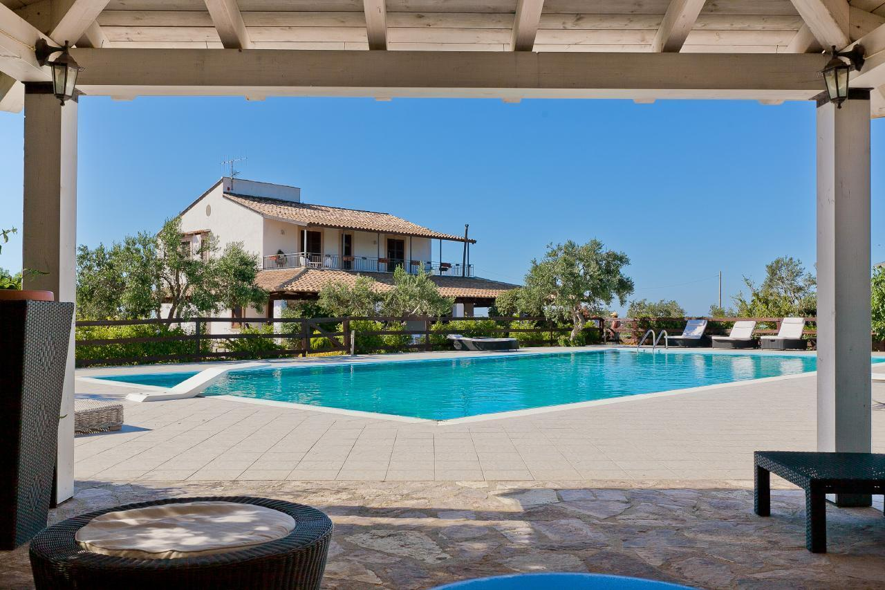 Holiday house Villa Aversa mit Privatpool in Castellammare del Golfo (1150024), Castellammare del Golfo, Trapani, Sicily, Italy, picture 3