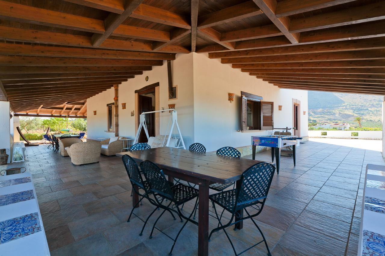 Holiday house Villa Aversa mit Privatpool in Castellammare del Golfo (1150024), Castellammare del Golfo, Trapani, Sicily, Italy, picture 9