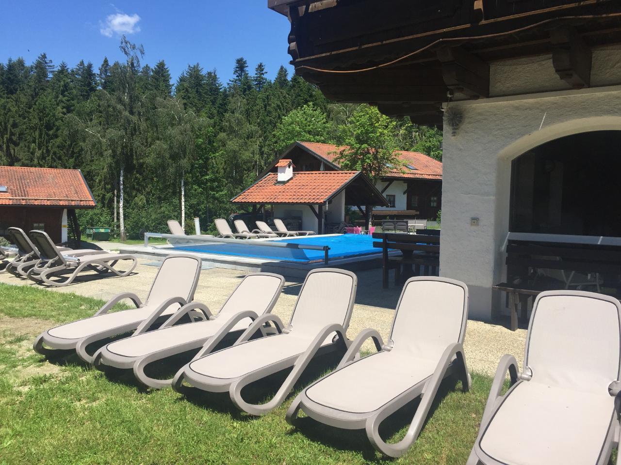 Ferienwohnung Große Ferienwohnung mit Pool, Schwimmbad und Sauna (1150916), Hauzenberg, Bayerischer Wald, Bayern, Deutschland, Bild 24