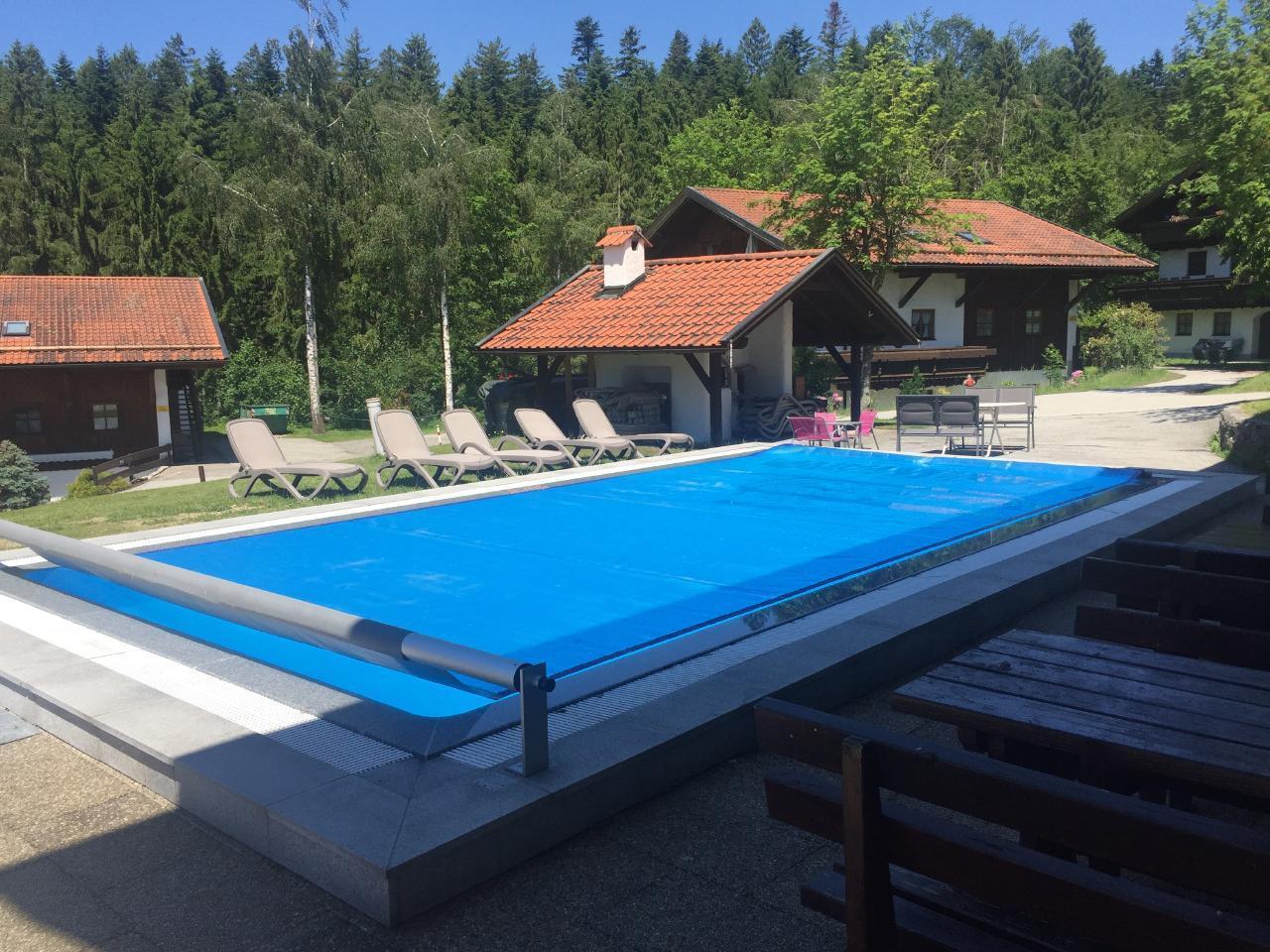 Ferienwohnung Große Ferienwohnung mit Pool, Schwimmbad und Sauna (1150916), Hauzenberg, Bayerischer Wald, Bayern, Deutschland, Bild 27