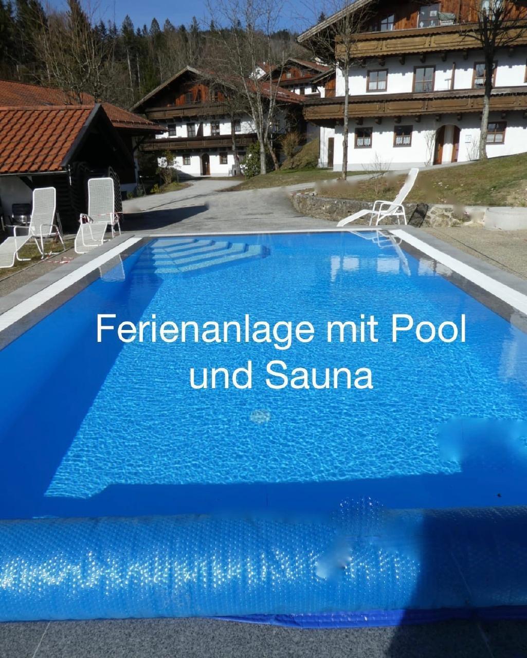 Ferienwohnung Große Ferienwohnung mit Pool, Schwimmbad und Sauna (1150916), Hauzenberg, Bayerischer Wald, Bayern, Deutschland, Bild 1
