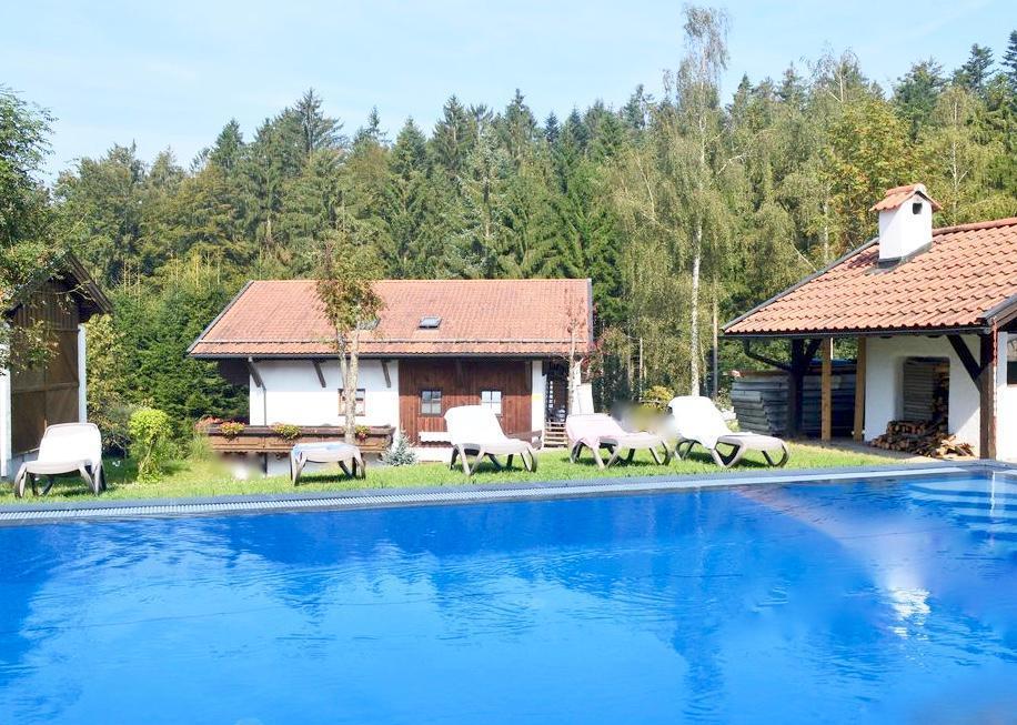 Ferienwohnung Große Ferienwohnung mit Pool, Schwimmbad und Sauna (1150916), Hauzenberg, Bayerischer Wald, Bayern, Deutschland, Bild 13