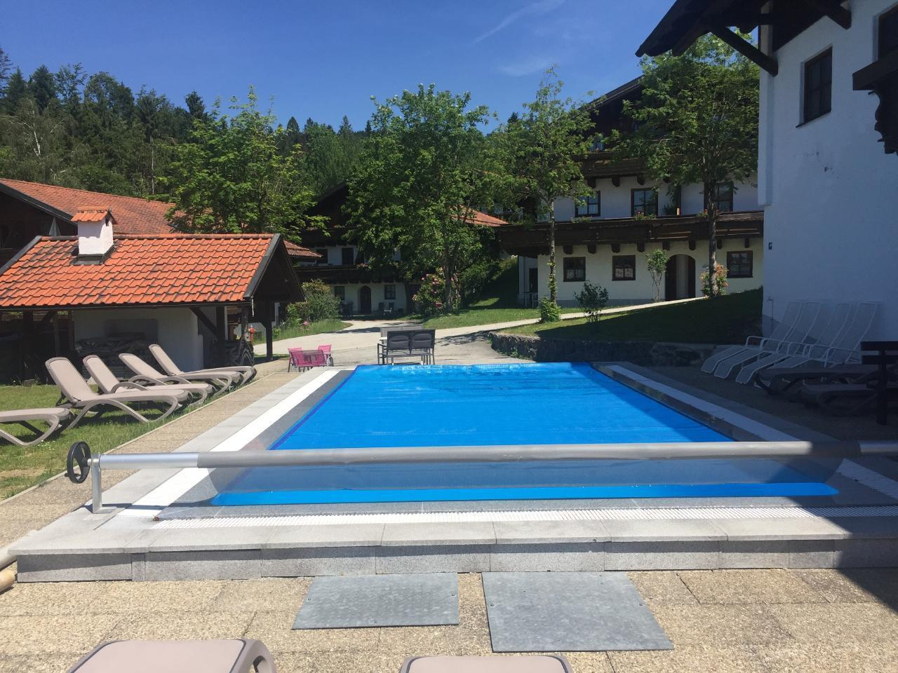 Ferienwohnung Große Ferienwohnung mit Pool, Schwimmbad und Sauna (1150916), Hauzenberg, Bayerischer Wald, Bayern, Deutschland, Bild 28