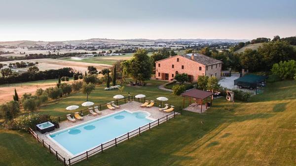 Ferienwohnung Appartement mit Swimmingpool und Jacuzzi (1151333), Corinaldo, Ancona, Marken, Italien, Bild 5