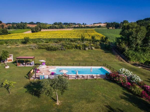 Ferienwohnung Appartement mit Swimmingpool und Jacuzzi (1151333), Corinaldo, Ancona, Marken, Italien, Bild 6