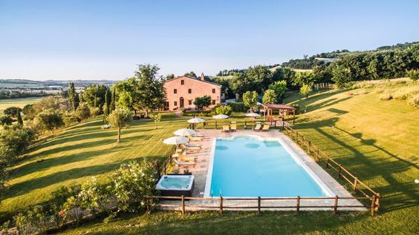 Ferienwohnung Appartement mit Swimmingpool und Jacuzzi (1151333), Corinaldo, Ancona, Marken, Italien, Bild 2