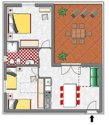 Ferienwohnung Palinuro - Residence Trivento (117561), Palinuro, Cilento, Kampanien, Italien, Bild 31