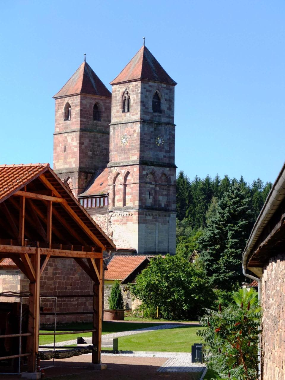 Holiday apartment Urlaub am Eingefallenen Berg (118001), Themar, Thuringian Forest, Thuringia, Germany, picture 12
