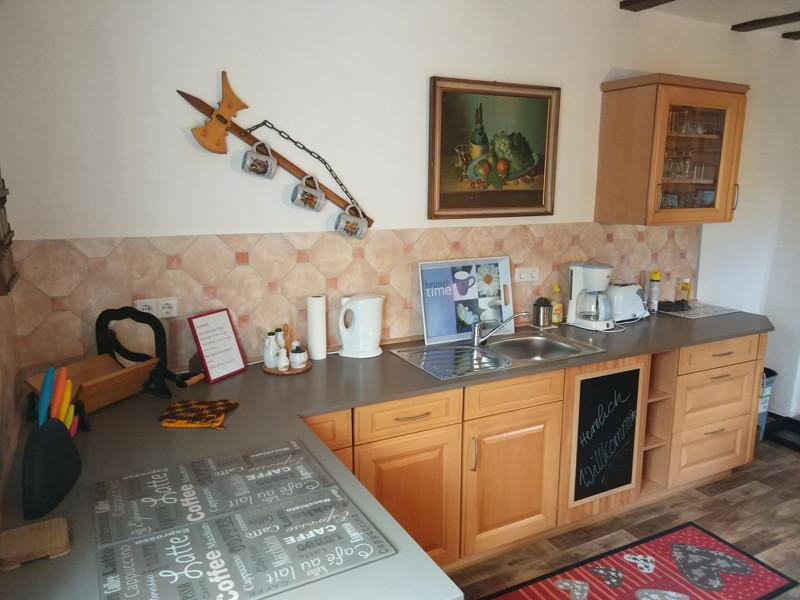 Holiday apartment Urlaub am Eingefallenen Berg (118001), Themar, Thuringian Forest, Thuringia, Germany, picture 4