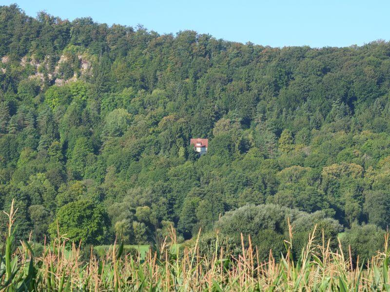 Holiday apartment Urlaub am Eingefallenen Berg (118001), Themar, Thuringian Forest, Thuringia, Germany, picture 3