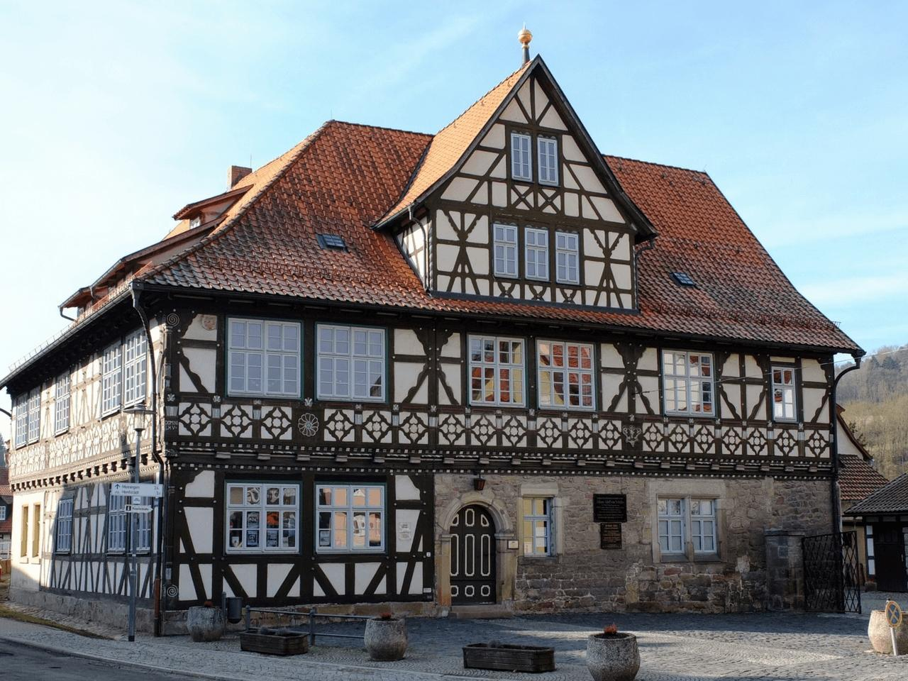 Holiday apartment Urlaub am Eingefallenen Berg (118001), Themar, Thuringian Forest, Thuringia, Germany, picture 11