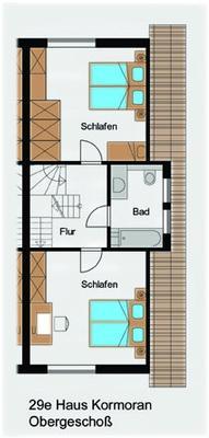 Ferienhaus Haus Komoran (127754), Groß Zicker, Rügen, Mecklenburg-Vorpommern, Deutschland, Bild 25