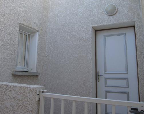 Ferienhaus Terrassenhaus Mer-Indigo mit Sonnenterrasse und 180 Grad traumhaftem Blick  über dem Meer (129969), Saint Pierre sur Mer, Mittelmeerküste Aude, Languedoc-Roussillon, Frankreich, Bild 17