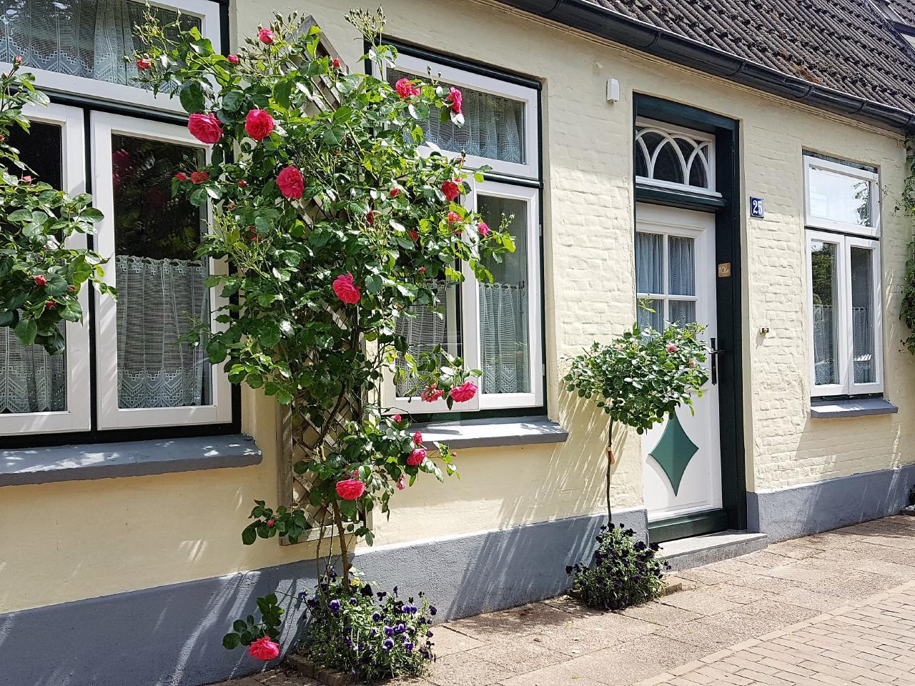 Ferienhaus 1. Quartier (129998), Friedrichstadt, Nordfriesland, Schleswig-Holstein, Deutschland, Bild 1
