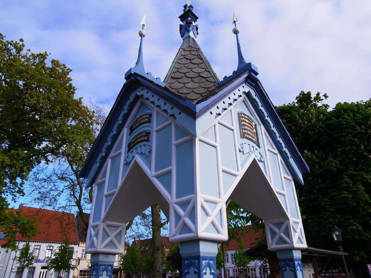 Ferienhaus 1. Quartier (129998), Friedrichstadt, Nordfriesland, Schleswig-Holstein, Deutschland, Bild 33