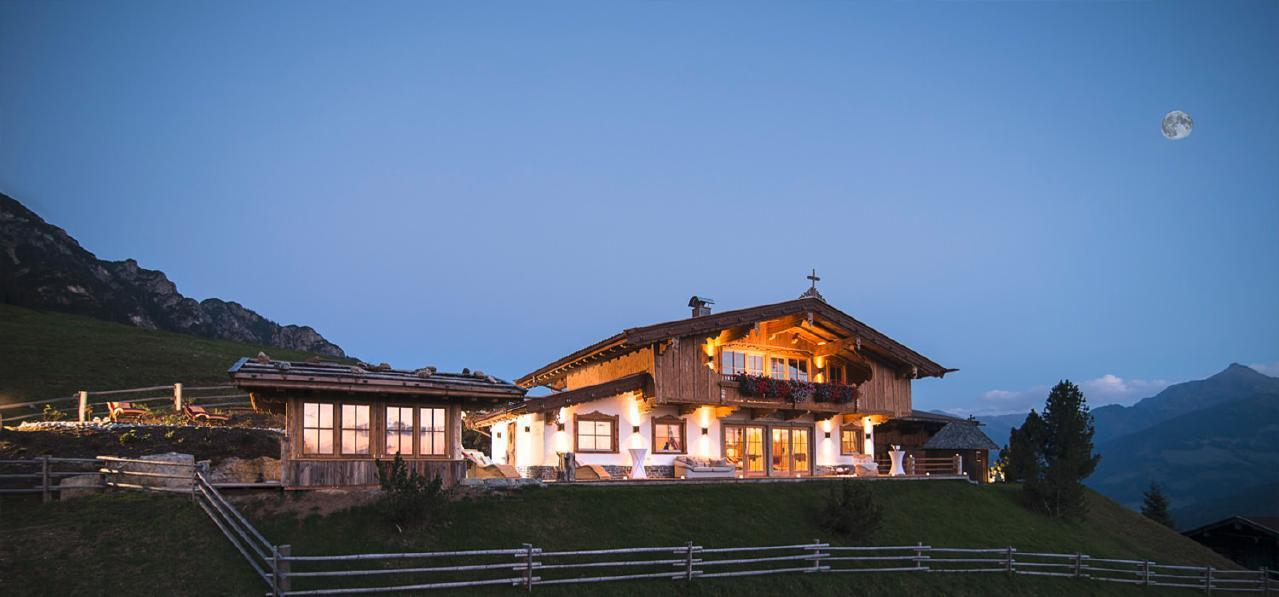 Ferienhaus Luxus Chalet-Lodge