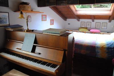 Wunderbare sicht auf dem comersee comer see - Klavier fliesen ...