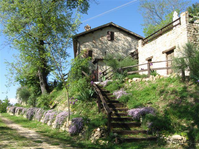 Ferienwohnung Old House - Romantische Wohnung in Villa (1344544), Penna San Giovanni, Macerata, Marken, Italien, Bild 18