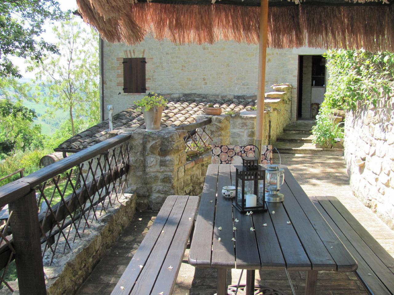 Ferienwohnung Old House - Romantische Wohnung in Villa (1344544), Penna San Giovanni, Macerata, Marken, Italien, Bild 1
