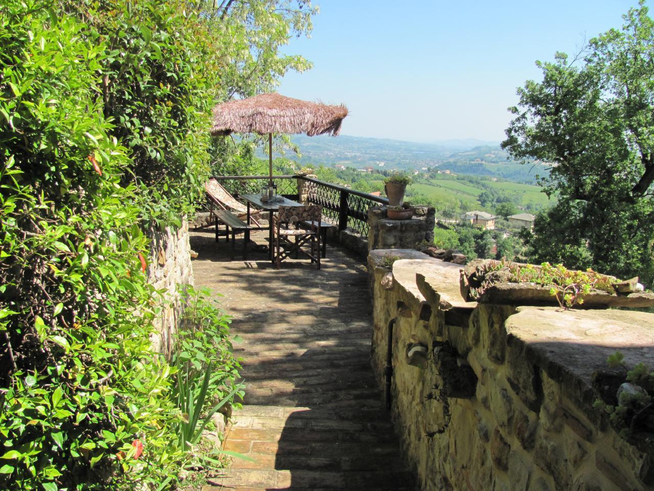 Ferienwohnung Old House - Romantische Wohnung in Villa (1344544), Penna San Giovanni, Macerata, Marken, Italien, Bild 2